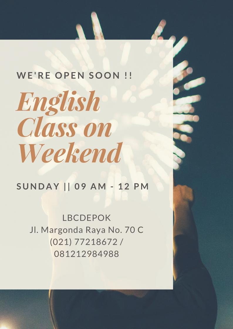 Program Bahasa Inggris
