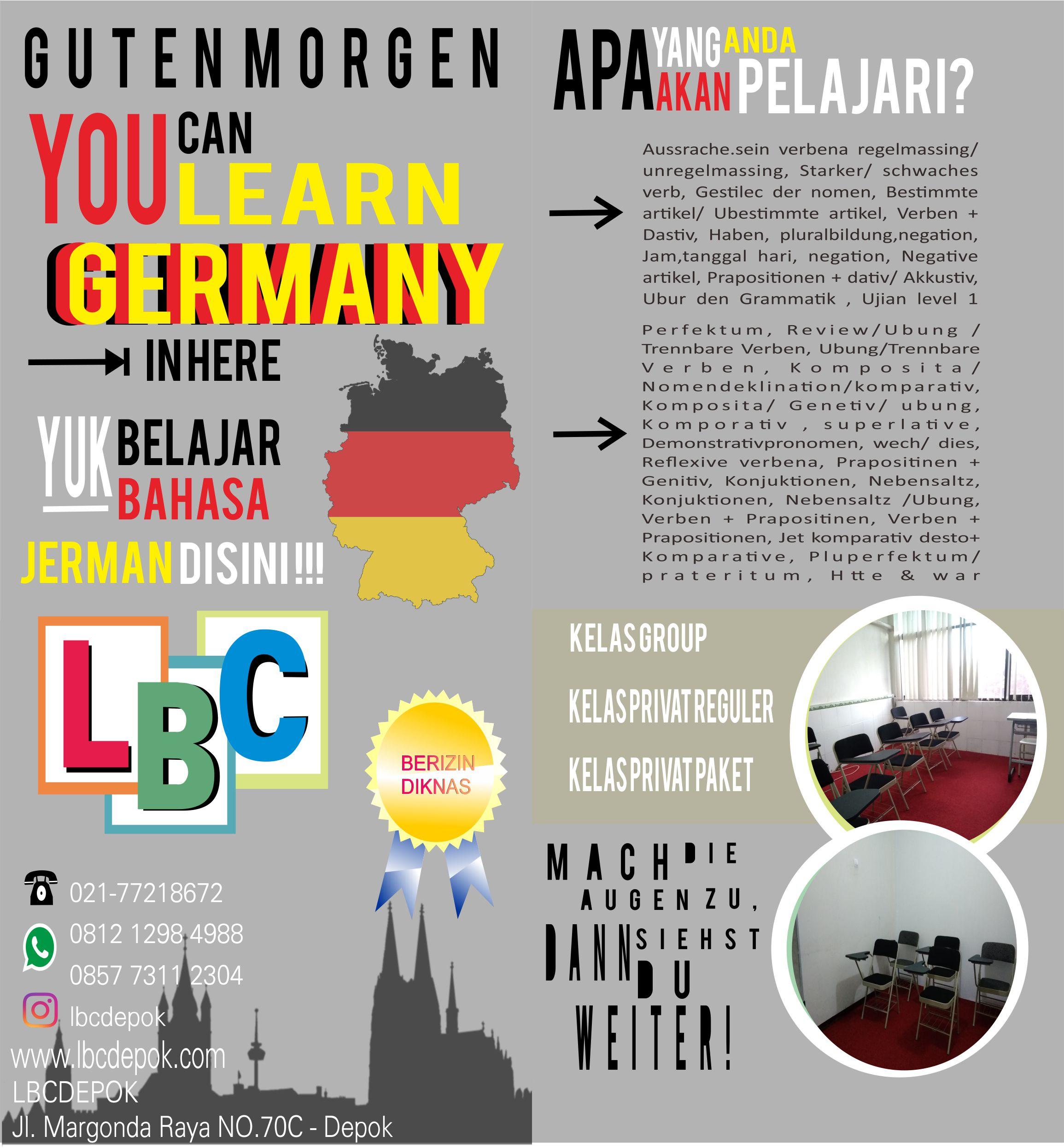 Program Bahasa Jerman