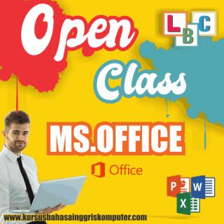 Penguasaan Microsoft Office Penting Untuk Dunia Kerja